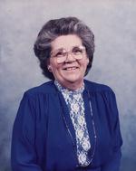 """Agnes """"Mildred""""  Vallandingham"""